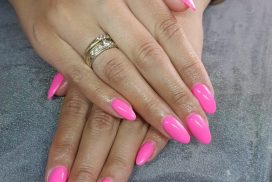 Prachtig roze